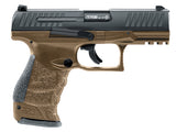 T4E Umarex .43cal Walther PPQ Paintball Pistol BLACK semi auto CO2