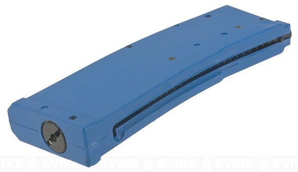 TM4 HK416 Spare Blue Magazine .43 caliber 11mm M4 Paintball Police Rifle Trainer