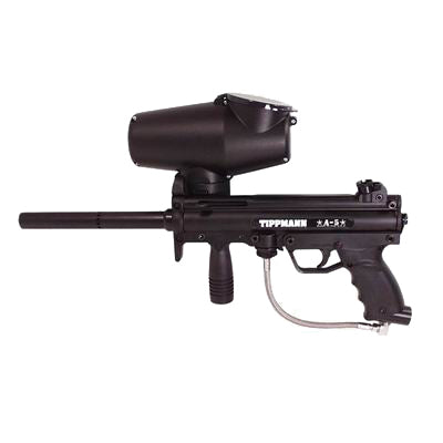 Tippmann A5 Paintball Marker Black