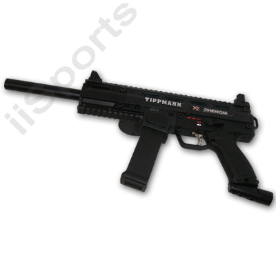 Tippmann X7 Phenom Electric Paintball Marker Black
