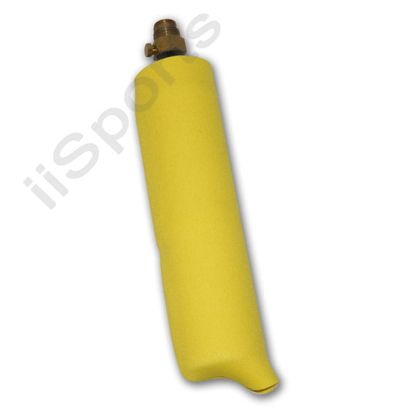 Extreme Rage Neoprene CO2 9 12 14 oz Padded Paintball Bottle Tank Cover YELLOW