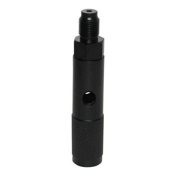 88 gram Airgun Rifle Converter Adapter 12 gram CO2 Cartridge Quick Changer Black