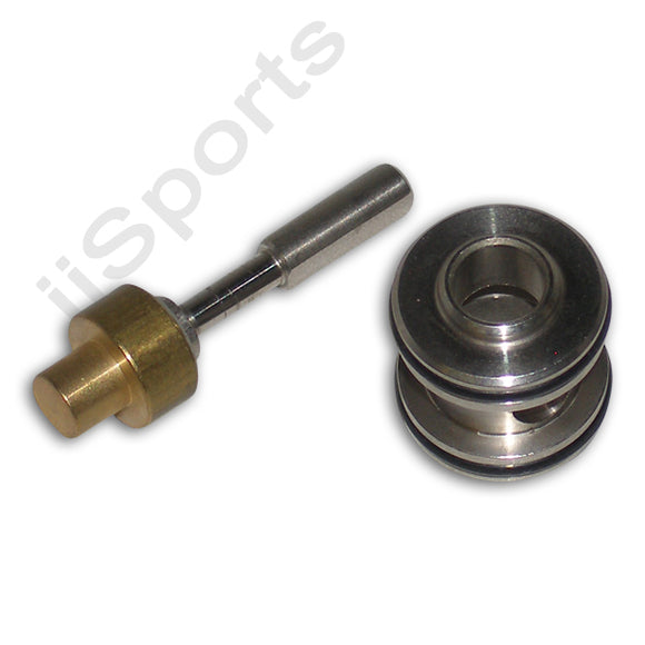 Compact TL + Xtra Fenix Flash Spyder Java Gun Magnaport Valve Stem Cup Seal SET