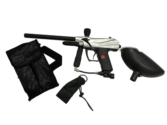 Spyder Electronic Paintball Gun SET REFURBISHED