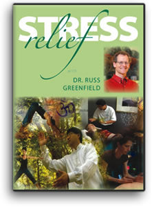 Stress Relief Dr Russ Greenfield DVD