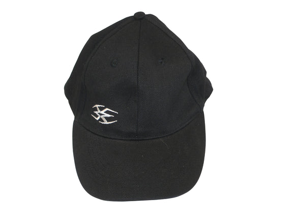 Empire Paintball logo Baseball Cap Black Twill Flexfit ball cap One Size S/M
