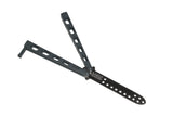 Ronin Gear #225 Practice Balisong Butterfly Knife GLOSS Gray