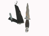 Metal Practice Dull KRIS Training Dagger Knife