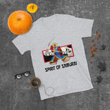 Spirit of the Samurai Warrior T-Shirt