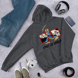 Spirit of Samurai Warrior Hoodie Sweatshirt