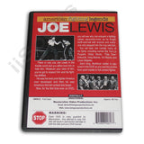 American Fighting Legends Joe Lewis DVD