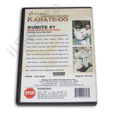 Shotokan Karate-Do Kumite #1 DVD Dalke