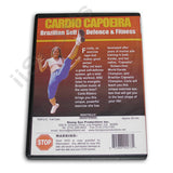 Cardio Capoeira Brazilian Ultimate Workout DVD Carla Ribeiro