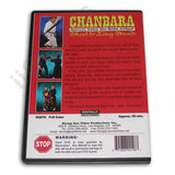 Chanbara Short & Long Sword DVD Dana Abbott