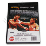 Mastering Boxing Combinations DVD by Ray Mercer