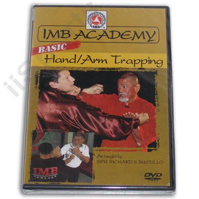 Richard Bustillo IMB Filipino Kali Jeet Kune Do Academy DVD 4 Trapping Hands