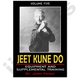 Jerry Poteet Martial Arts Jeet Kune Do Bruce Lee Jun Fan 6 DVD Training Set