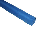 "BLUE Covered Foam Padded Practice Escrima Kali Arnis 28"" Stick"