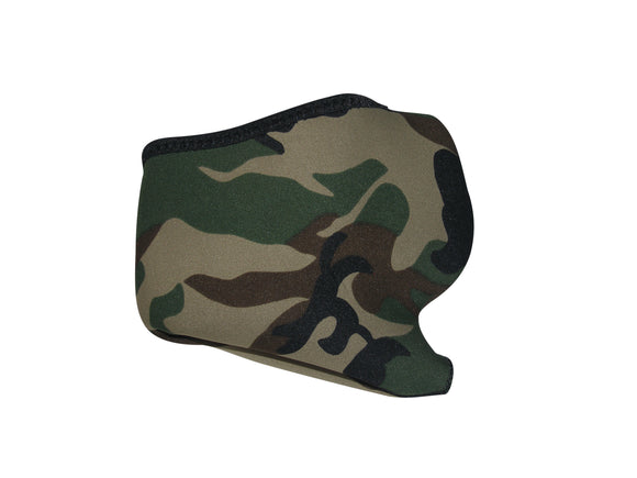 WOODLAND CAMO VL Evolution eVLution Paintball Gun Hopper Loader Neoprene Cover