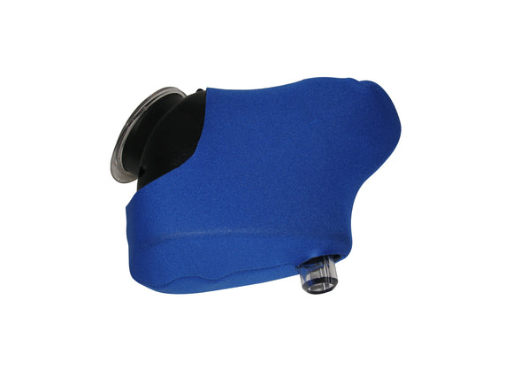 BLUE Viewloader Revolution CAT Force 12v Electronic Hopper Loader Neoprene Cover