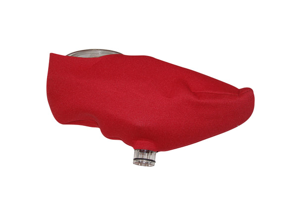 Extreme Rage Ricochet Paintball Hopper Loader Neoprene Padded Cover Red