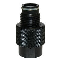 Paintball Tank Inline On/Off ASA Adapter  CO2/Compressed Air Pin Valve Depressor
