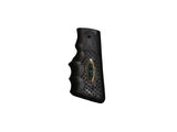 Paintball Gun Wrap Around Gel 45 Trigger Frame Grips BLACK