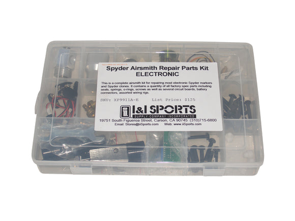 Spyder Paintball Airsmith Repair Parts Kit ELECTRONIC Imagine Victor E99 Sonix