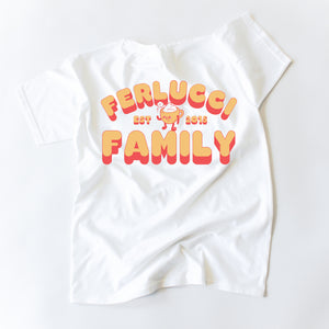 FERLUCCI FAMILY STAFF TEE