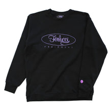 Load image into Gallery viewer, Ferlucci Classic Embroidered Crewneck