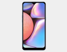 "Load image into Gallery viewer, Samsung Galaxy A10s A107M/DS 32GB/2GB 6.2""( 32GB + 64GB SD Bundle)"" Factory Unlocked - Blue- MyWorldPhone.com"