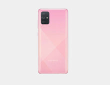 "Load image into Gallery viewer, Samsung Galaxy A71 SM-A715F/DS 4G LTE 128GB + 8GB Ram 6.7"" US + Global 4G LTE  - Prism Crush Pink"