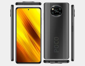 Xiaomi Poco X3 NFC 64GB, 6GB RAM, GSM LTE Unlocked - Shadow Grey