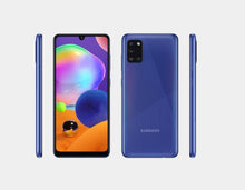 Load image into Gallery viewer, Samsung Galaxy A31 A315G/DS Dual SIM  128GB/4GB Factory Unlocked - Prism Crush Blue