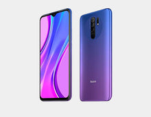 "Load image into Gallery viewer, Xiaomi Redmi 9 Unlocked RAM Dual Sim 64GB 4GB RAM 6.53"" GSM Unlocked- Sunset Purple"