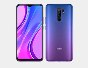 "Xiaomi Redmi 9 Unlocked RAM Dual Sim 64GB 4GB RAM 6.53"" GSM Unlocked- Sunset Purple"