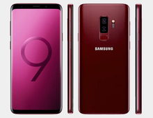 Load image into Gallery viewer, Samsung Galaxy S9+ 64GB 6GB DS G965F Factory Unlocked (Burgundy Red)- MyWorldPhone.com