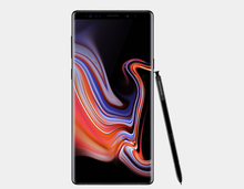 Load image into Gallery viewer, Samsung Note 9 N960F/DS Dual SIM 512GB/8GB GSM Factory Unlocked - Midnight Black - MyWorldPhone.com