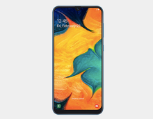 Load image into Gallery viewer, Samsung Galaxy A30 A305G/DS Dual Camera 64GB/4GB Factory Unlocked - Black- MyWorldPhone.com