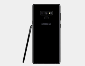 Samsung Note 9 N960F/DS Dual SIM 128GB/6GB GSM Factory Unlocked - Midnight Black- MyWorldPhone.com