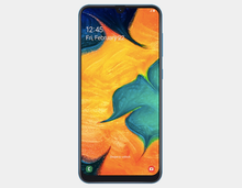 Load image into Gallery viewer, Samsung Galaxy A30 A305G/DS Dual Camera 32GB/3GB Factory Unlocked - Blue - MyWorldPhone.com