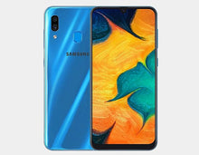 Load image into Gallery viewer, Samsung Galaxy A30 A305G/DS Dual Camera 64GB/4GB Factory Unlocked - Blue- MyWorldPhone.com