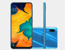 Load image into Gallery viewer, Samsung Galaxy A30 A305G/DS Dual Camera 64GB/4GB Factory Unlocked - Blue
