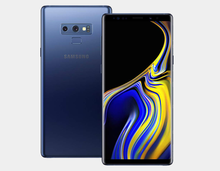 Load image into Gallery viewer, Samsung Note 9 N960F Dual SIM 512GB/8GB GSM Factory Unlocked - Ocean Blue- MyWorldPhone.com