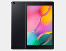 "Load image into Gallery viewer, Samsung Galaxy Tab A SM-T295, 8.0"", 4G Factory Unlocked - Black- MyWorldPhone.com"