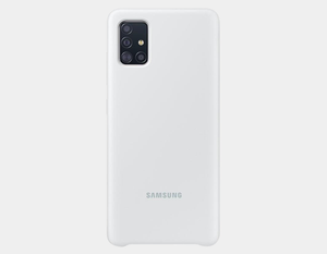 Samsung Galaxy A51 (SM-A515F/DS) Dual SIM 128GB,6GB RAM - Prism Crush White