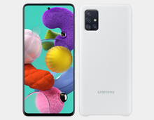 Load image into Gallery viewer, Samsung Galaxy A51 (SM-A515F/DS) Dual SIM 128GB,4GB RAM GSM Unlocked - Prism Crush White