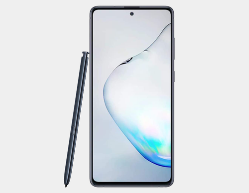 Samsung Galaxy Note 10 Lite N770F 128GB+6GB Dual SIM Factory Unlocked - Aura Black