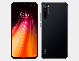 "Xiaomi Redmi Note 8 6.3"" 64GB 4GB RAM GSM Only, No CDMA  -  Space Black"