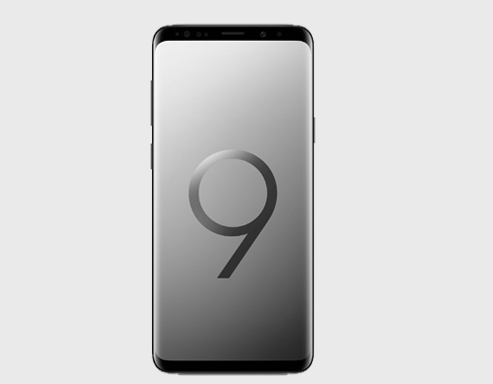 "Samsung Galaxy S9 (2018) G960F DS 128GB/4GB 5.8"" GSM Factory Unlocked - Midnight Black"